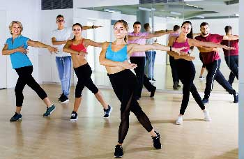cours low impact aerobic toulouse